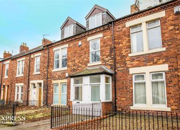 Thumbnail 5 bed maisonette for sale in Claremont Road, Newcastle Upon Tyne, Tyne And Wear