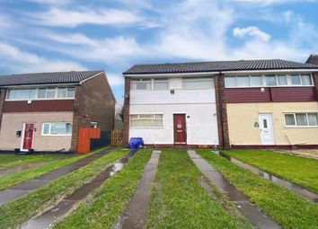 Thumbnail 2 bed semi-detached house for sale in Mossfield Road, Kearsley, Bolton, Greater Manchester