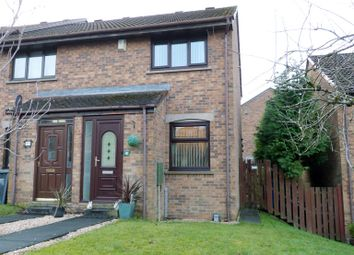 Thumbnail 2 bed end terrace house for sale in Caithness Road, Brancumhall, East Kilbride