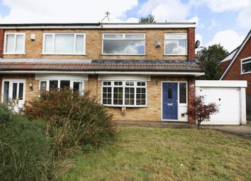 Thumbnail 3 bed semi-detached house for sale in Glemsford Close, Hawkley Hall, Wigan
