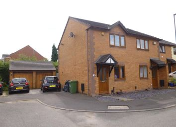 Thumbnail 2 bed end terrace house for sale in High Ridge Close, Aldridge, Walsall