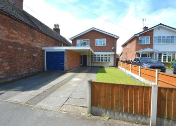 Thumbnail 4 bed detached house for sale in Stevens Lane, Breaston, Derby