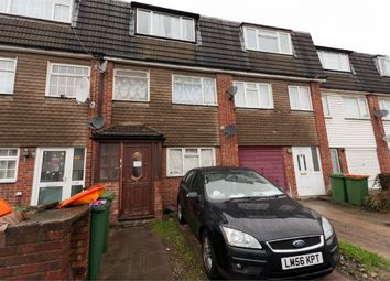 Thumbnail 4 bed terraced house for sale in Atkinson Road, London