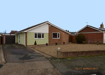 Thumbnail 3 bedroom detached bungalow to rent in Newland Avenue, Worlingham, Beccles