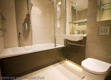 Thumbnail 2 bed flat to rent in Duke Of Wellington Avenue, London
