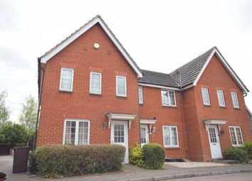 Thumbnail 3 bedroom semi-detached house to rent in Kingfisher Road, Attleborough