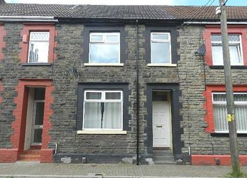 Thumbnail 3 bed terraced house for sale in Hurford Street, Maesycoed, Pontypridd