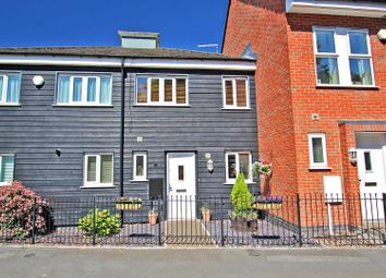 Thumbnail 2 bed town house for sale in Marmion Road, Nottingham