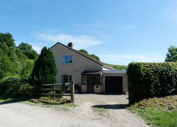 Thumbnail 3 bed detached house for sale in Trenewydd, Felindre, Knighton, Powys