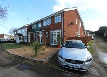 Thumbnail 4 bed end terrace house for sale in Chatsworth Drive, Sittingbourne