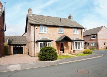 Thumbnail 4 bed detached house for sale in Grange View, Wigton