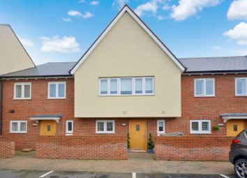 Thumbnail 3 bed terraced house for sale in Webb Road, Flitch Green, Dunmow, Essex