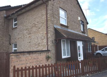 Thumbnail 1 bedroom end terrace house for sale in Crystal Way, Chadwell Heath, Romford