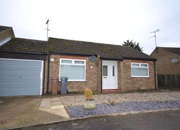 Thumbnail 2 bedroom bungalow for sale in Capel Close, Trimley St. Martin, Felixstowe