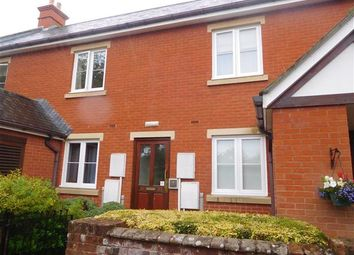 Thumbnail 1 bed flat for sale in Parkfield Road, Topsham, Exeter