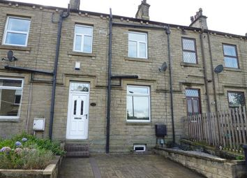 Thumbnail 2 bedroom terraced house to rent in Hoffman Street, Milnsbridge, Huddersfield