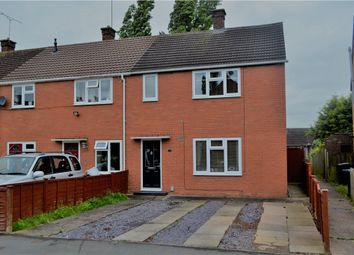 Thumbnail 2 bedroom end terrace house for sale in Elton Close, Lillington, Leamington Spa, Warwickshire