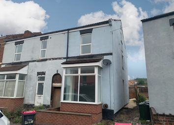 Thumbnail 4 bed end terrace house to rent in Greasbrough Road, Parkgate, Rotherham