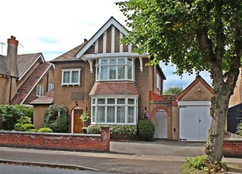 Thumbnail 4 bed detached house for sale in Belvedere Road, Earlsdon, Coventry