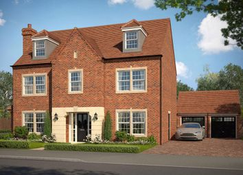 Thumbnail 6 bed detached house for sale in Wyvern Grange, Furniss Avenue, Dore