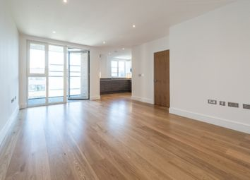Thumbnail 1 bedroom flat to rent in Marine Wharf East, Plough Way, London