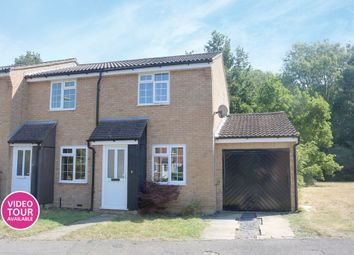 Thumbnail 2 bed end terrace house for sale in Mulberry Way, Chineham, Basingstoke