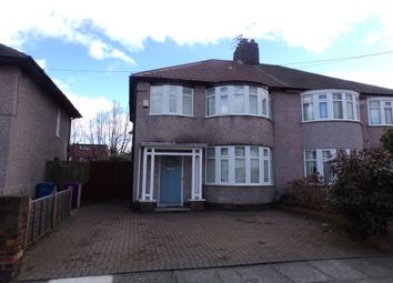 Thumbnail 3 bed property to rent in Paignton Road, Childwall, Liverpool