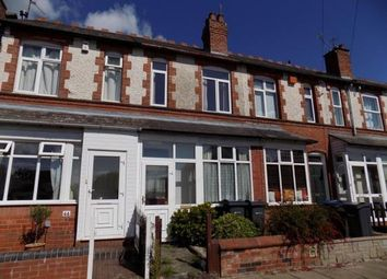 Thumbnail 2 bed terraced house for sale in Hampton Court Road, Birmingham, West Midlands
