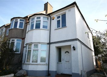 Thumbnail 3 bedroom end terrace house for sale in Grange Road, South Norwood, London