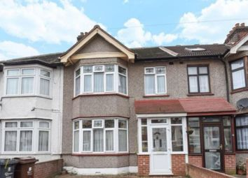 Thumbnail 3 bed terraced house to rent in Wadeville Avenue, Chadwell Heath