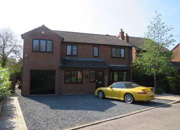 Thumbnail 5 bed detached house to rent in Redwood Drive, Wing, Leighton Buzzard