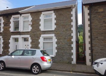 Thumbnail 2 bed semi-detached house to rent in Conway Road, Cwmparc