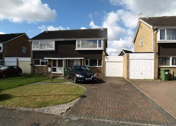 Thumbnail 3 bed semi-detached house for sale in Masefield Close, Newport Pagnell, Buckinghamshire