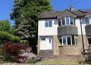 Thumbnail 3 bed semi-detached house for sale in Villa Road, Bingley, Bradford
