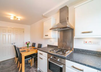 Thumbnail 2 bed flat for sale in Roxburgh Court, Carfin, Motherwell
