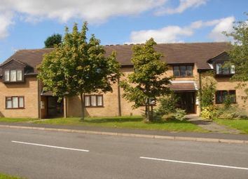 Thumbnail 2 bed flat to rent in Ravensthorpe Drive, Loughborough