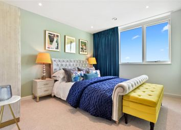 Thumbnail 3 bed flat for sale in Manor Place Depot, Angel Lane, London