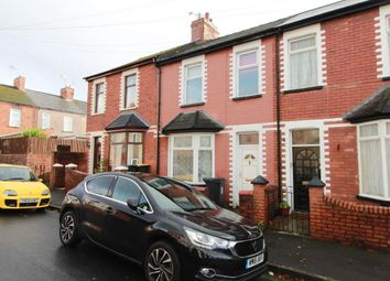 Thumbnail 3 bed terraced house for sale in Filey Road, Newport