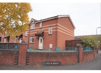 Thumbnail 2 bed terraced house to rent in National Drive, Salford