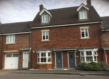 Thumbnail 3 bed town house to rent in Vistula, Swindon, Swindon