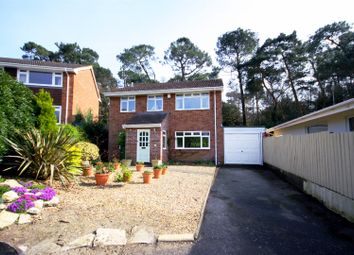 Thumbnail 4 bedroom detached house for sale in Potters Way, Lower Parkstone, Poole