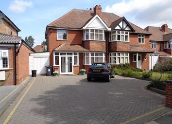 Thumbnail 3 bedroom semi-detached house for sale in Douglas Avenue, Hodge Hill, Birmingham