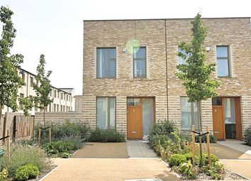 Thumbnail 3 bed semi-detached house for sale in Barnwell Close, Edgware