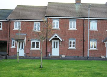 Thumbnail 3 bed terraced house to rent in Granary Close, Spilsby