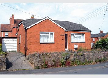 Thumbnail 3 bed bungalow for sale in Millars Well, Woodleigh Road, Herefordshire