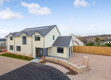 4 bed detached house for sale in Golvers Hill Road, Kingsteignton, Newton Abbot TQ12