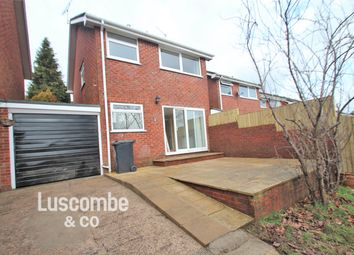 Thumbnail 3 bed semi-detached house to rent in Walnut Drive, Caerleon Road, Caerleon