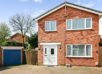 Thumbnail 3 bed detached house for sale in Coltbeck Avenue, Leicester, Leicestershire