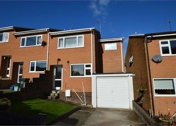 Thumbnail 3 bed end terrace house to rent in Manor Road, Bradley Barton, Newton Abbot, Devon.