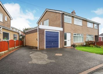 Thumbnail 3 bed semi-detached house for sale in Roseberry Way, Crewe